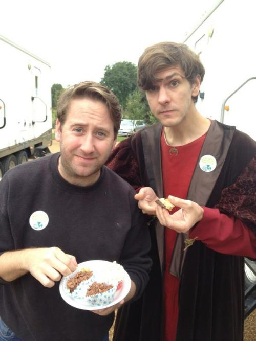 horriblehistoriesfans:  @macmillancancer #horriblehistories coffee morning continues! http://coffee.macmillan.org.uk/Home.aspx#.UGlr2Il5mc0 … — Ben Willbond (via Twitter)