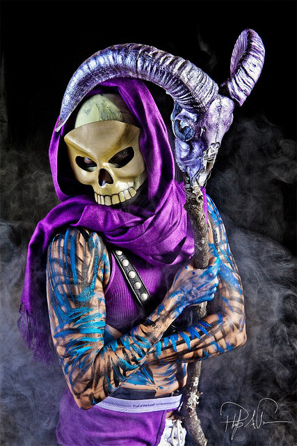 somamix1:  Skeletor on Flickr.