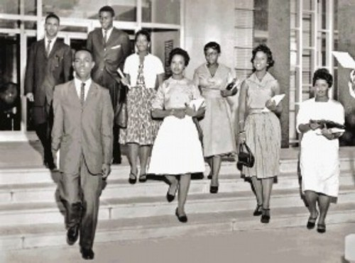 October 1, 1962 - INTEGRATION OF UNIVERSITY OF MISSISSIPPI