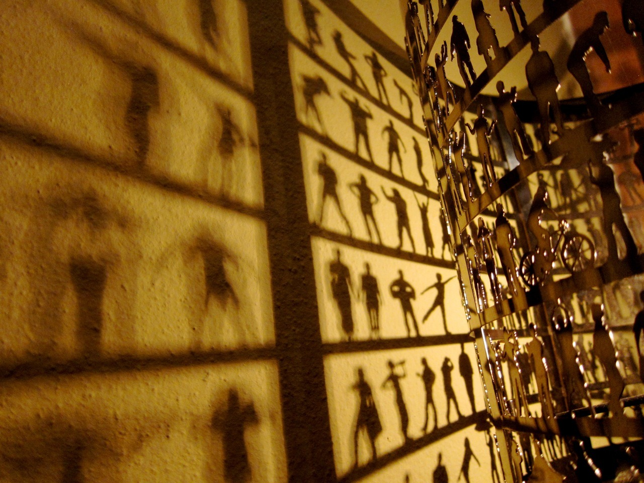 Shadow dancers. Sep 2011.