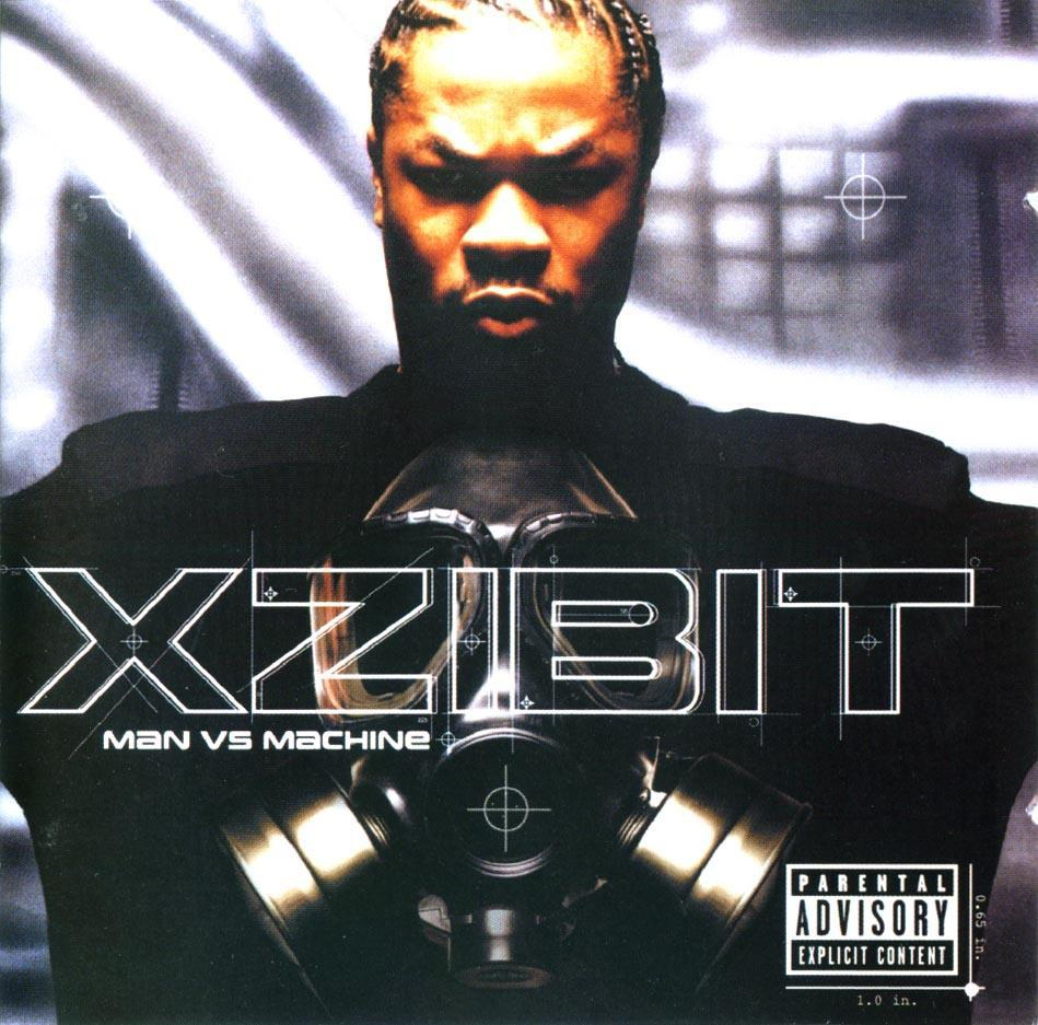 10 YEARS AGO TODAY |10/1/02| Xzibit released his fourth album, Man vs. Machine, on Loud Records.