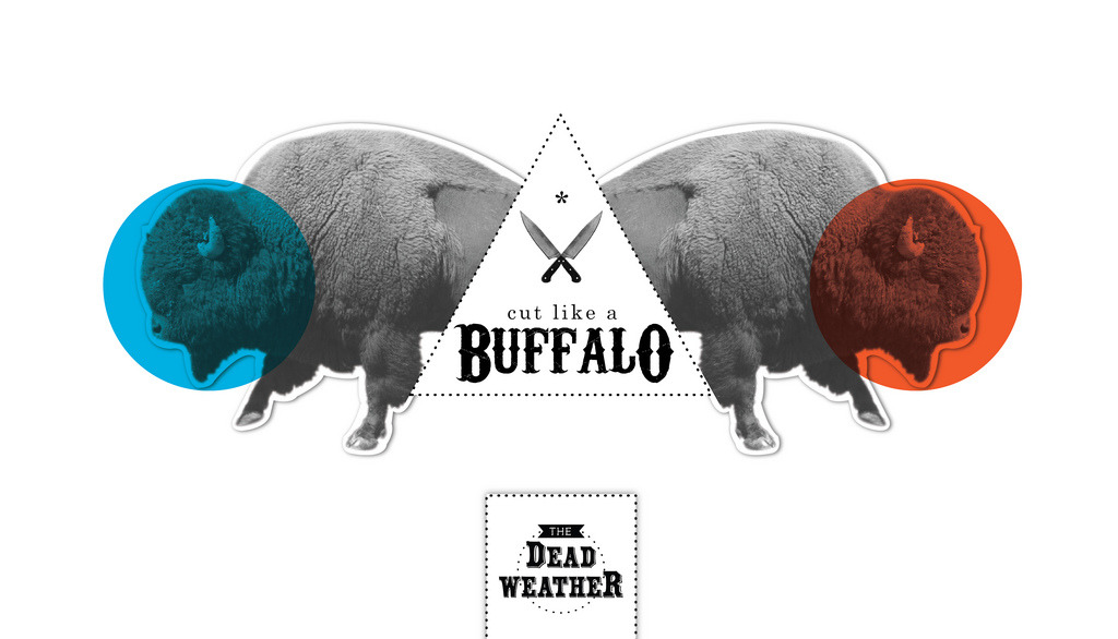 Song #1 Cut like a Buffalo - The Dead Weather