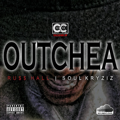 "Listening to this today… It's been out for a minute but check out Ru$$ Hall and Soul Kryziz on ""Outchea"". Cool Club if you didn't know. Some of my favorite artists to listen to and work with. Be on the lookout for more Cool Club music as they MAY HAVE a few beats from yours truly. #HAYB #West41Side Download/Stream here: http://soundcloud.com/ru-hall/outchea-ft-soul-kryziz"