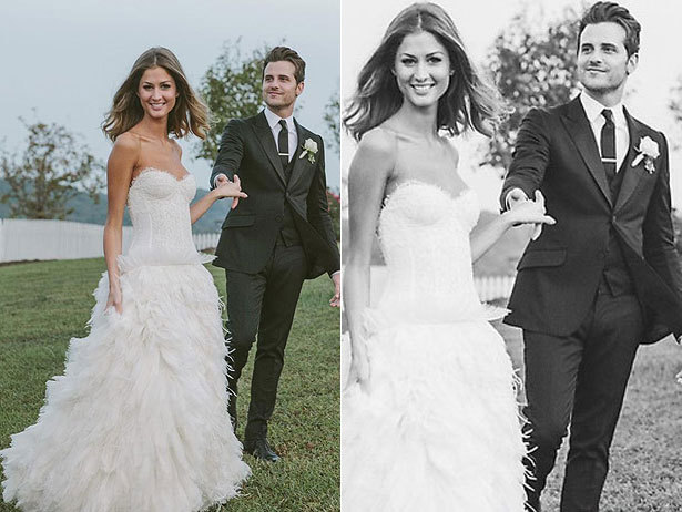 Congrats to Jared Followill, the final Kings of Leon member to get hitched!