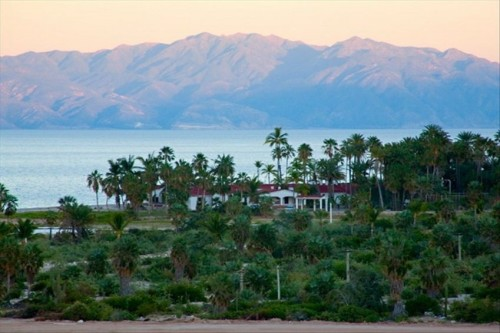 The secluded Rancho Las Cruces on Baja California. This will be our hideaway for three days during our Baja Photography Retreat. Once an escape for the Hollywood elite (think Bing Crosby and Desi Arnaz), it is now an exclusive hotel set on five miles of beachfront. And in January 2013 — if only for a few days — it'll be all ours!