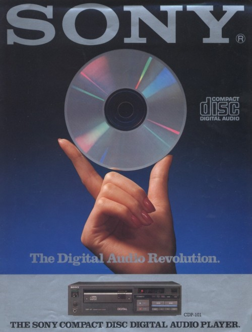 cnet:  Thirty years ago today, Sony introduced the Compact Disk. Happy birthday, CDs!
