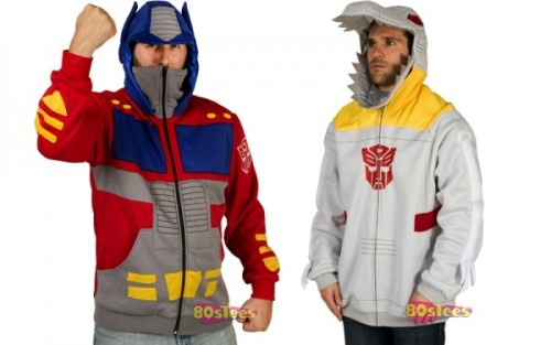 not even going to lie, I would wear the hell out of that Grimlock hoody….