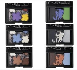 The NARS Andy Warhol Flowers palette is available today (Oct 1st) at Sephora.com