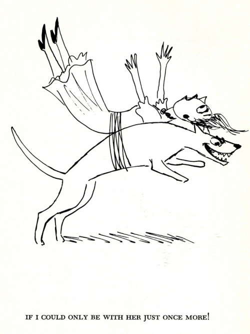 The Rejected Lovers, 1951 - William Steig