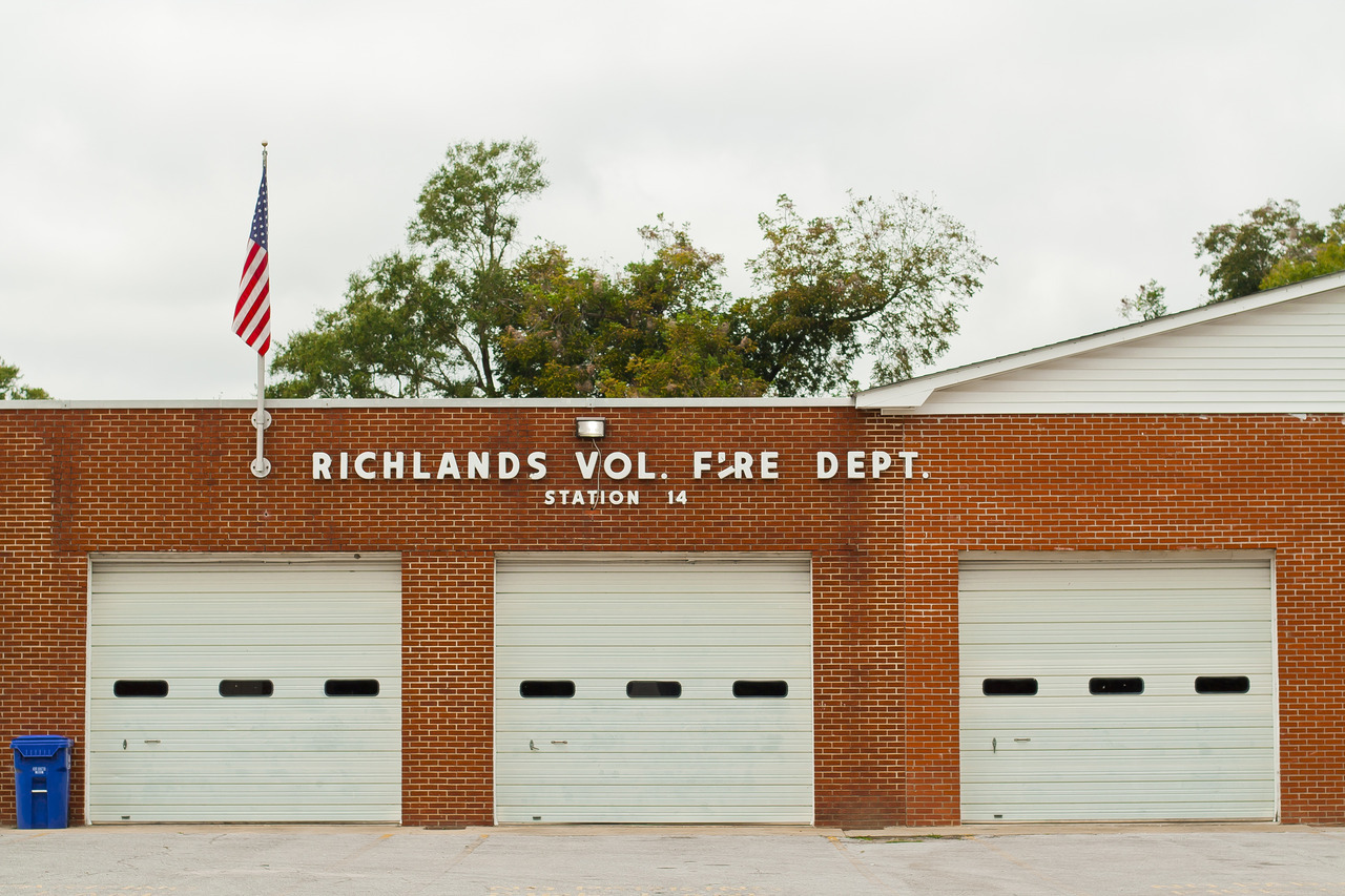Station 14 - Richlands, North Carolina