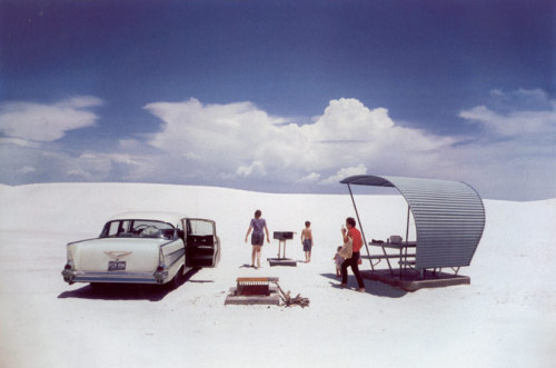 mpdrolet:  White Sands, New Mexico, 1964 Garry Winogrand