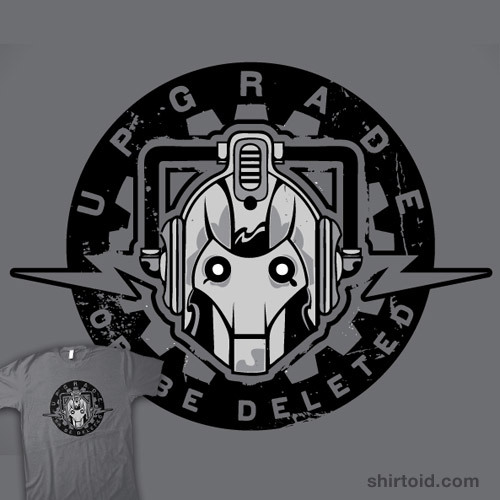 shirtoid:  Upgrade by Zachary Trover is $11 for a limited time at Another Fine Tee