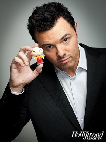 thedailywhat:  Seth MacFarlane, Oscar Host of the Day: True story. [thr]