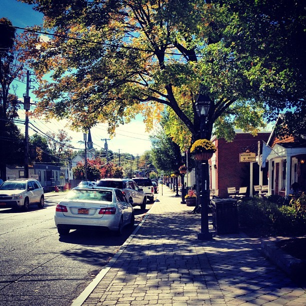 Another gem in Armonk today. (Taken with Instagram)