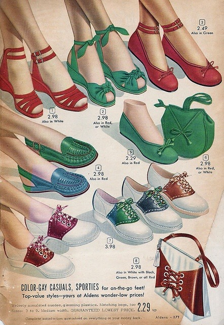 1949 Alden's catalog - one of each please?