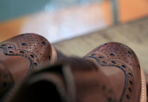 landerurquijo:  The Grenson shoes details; Available in Lander Urquijo / Los detalles de los zapatos Grenson; disponibles en Lander Urquijo