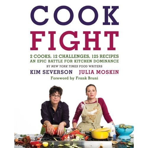 It's a big fall for home cooks. With slews of new cookbook releases, we'll be cooking — and stocking our bookshelves — long after the winter is over. Another book to add to the wish list? CookFight, from New York Times writers Julia Moskin and Kim Severson. Read more: A Night for Food Fights from Food52