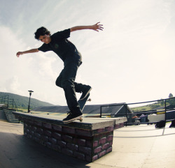 Trev Colden  Back Noseblunt