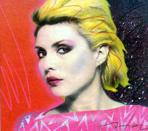 We Heart It   deborah harry 1981    http://www.deborahharry.com/