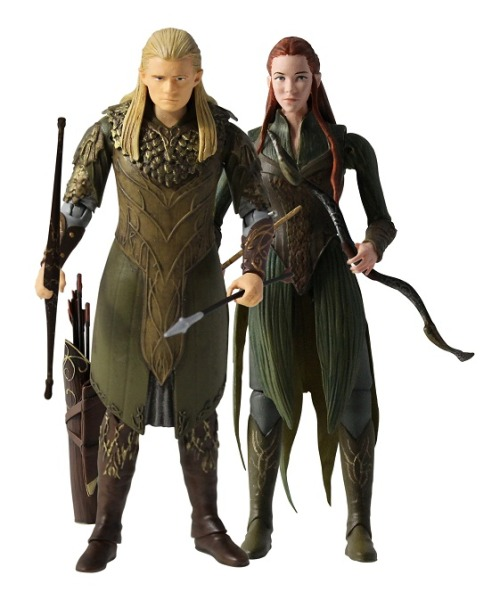 Legolas is not pleased. (via MTV Geek - Bridge Direct Reveals More 'The Hobbit: An Unexpected Journey' Figures On The Day Of The Lines Release)