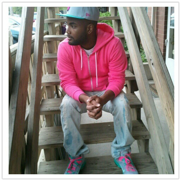 #fresh #fashion #sneakerhead #kingjames #southbeach #funkyfresh #kerfew  (Taken with Instagram)