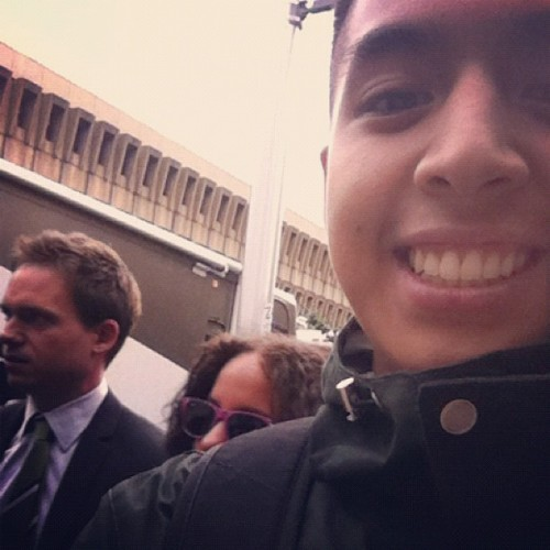MIKE I LOVE YOU! HAHA #Suits  (Taken with Instagram)