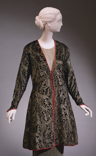 Coat Mariano Fortuny, 1930 The Philadelphia Museum of Art