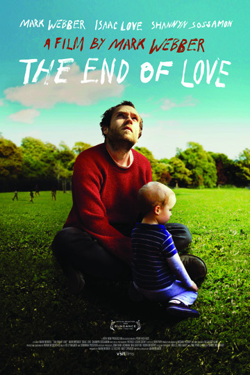 Another poster for The End of Love