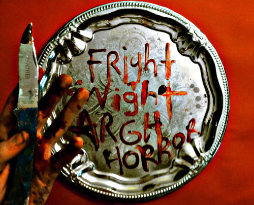 Fright Night Argghhorrible Romantic Painter (Givin' you the <3 cuts all sp00ky month long)