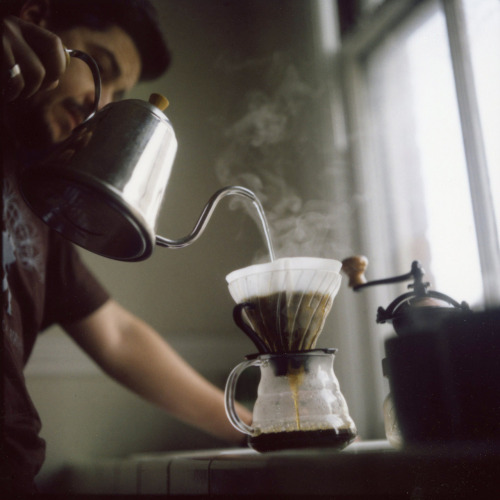 quietwolves:  Morning + Coffee