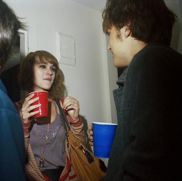 House party, Purchase, NY, 2008