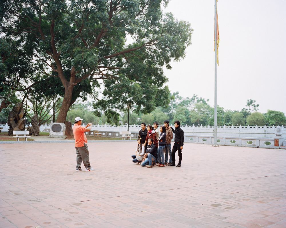 Group Photo, Hanoi, Vietnam, 2011