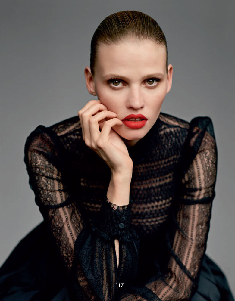 bohemea:  Lara Stone: Autumn - The Gentlewoman by Alasdair McLellan, Fall/Winter 2012-13