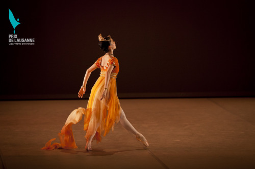 thedailyballet:  Yuhui Choe in Ashton's Thaïs. Photo (c) Gregory Batardon/Prix de Lausanne.