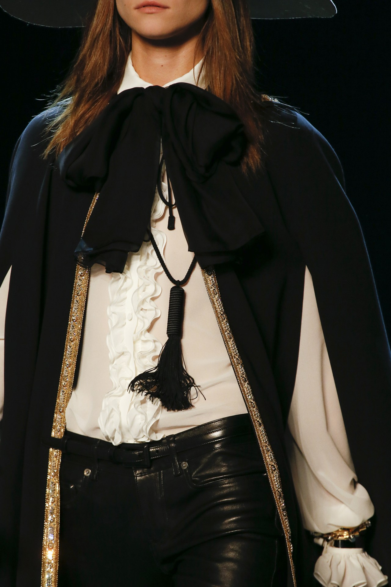 Saint Laurent. Spring 2013