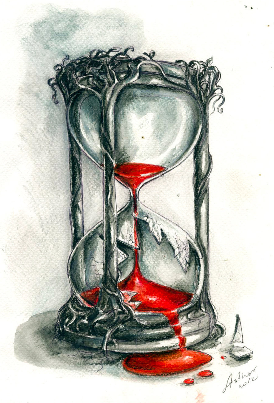 Time & blood