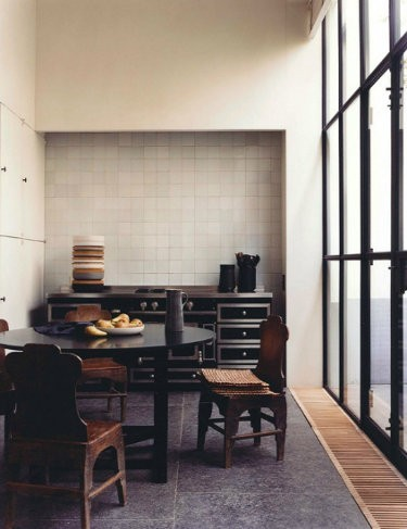 Antwerp home designed by Vincent Van Duysen