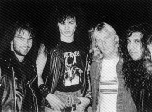 ravendark:  Bathory and Slayer