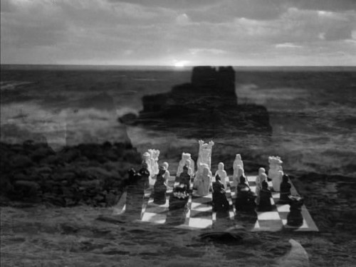 magic-of-cinema:  Det sjunde inseglet 1957 / Ingmar Bergman