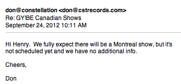 Found this on /mu/ in case anyone is wondering about a Montreal show anytime soon
