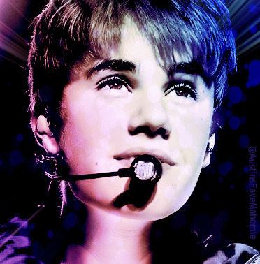 First Edit what do you think? ;) #JustinBieber