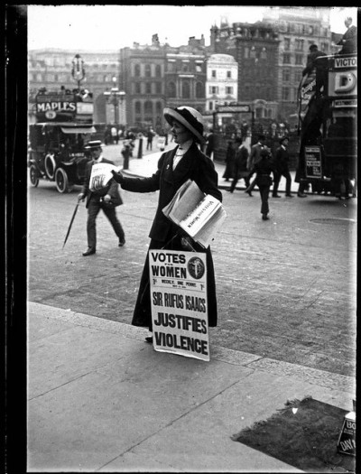 Angleterre Suffragette by George Eastman House on Flickr.