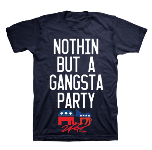 Nothin' but a Gangsta Party ~Tupac~