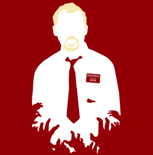 My Shaun of the Dead inspired T-shirt design, 'You've Got Red On You', has undergone a name change to 'Red On You' and is now available to buy at www.604Republic.com! You can also purchase prints and canvases of 'Red On You' at Society6.com/byway or iphone cases can be bought at www.redbubble.com/people/byway, and if you would like to see any of my other designs you can find them at my RedBubble store, byway.tumblr.com and my Facebook site www.facebook.com/byway.design