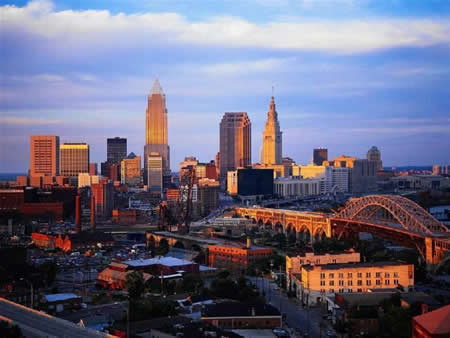 Cleveland on my mind. Cleveland calls!