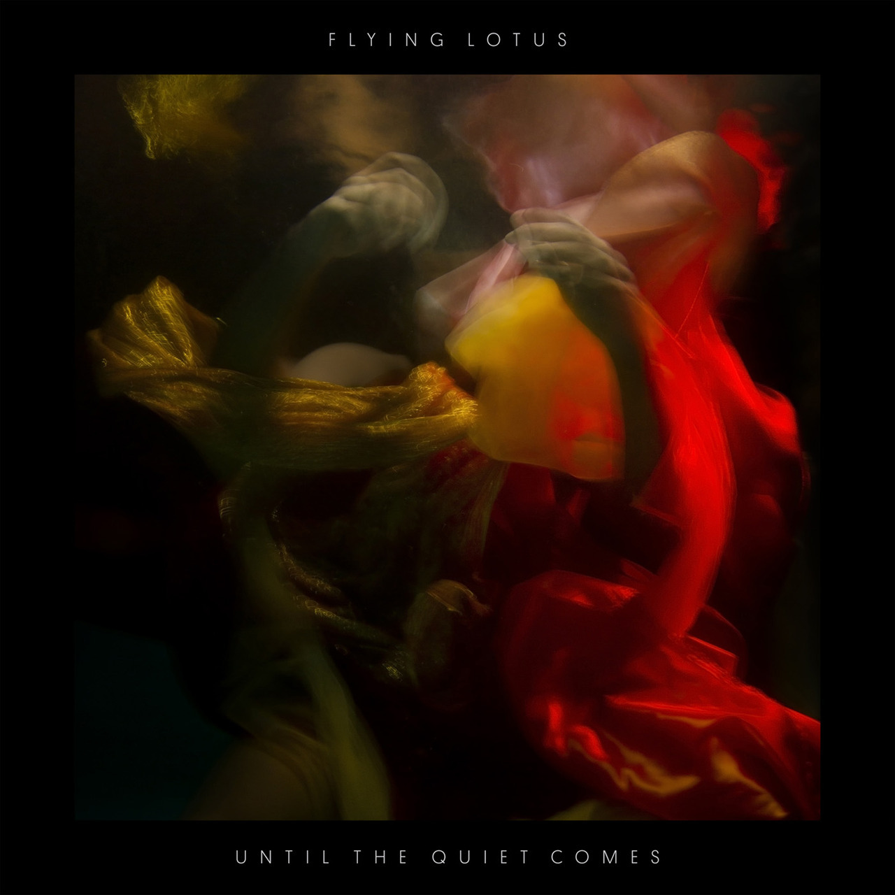 It's finally here. Flying Lotus- Until the Quiet Comes. If you'd like to read up on him a bit, here you go:  http://en.wikipedia.org/wiki/Flying_Lotus