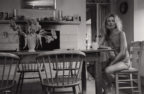 VENETIA SCOTT \ KATE MOSS \ DAZED & CONFUSED