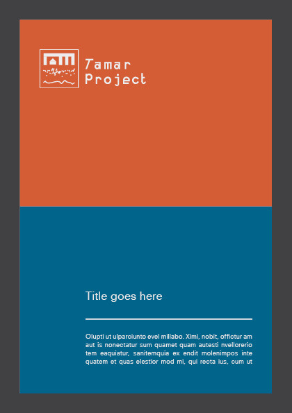 Tamar Project template