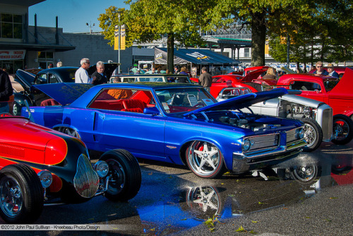 musclecarblog:  1964 Pontiac Sabertooth GTO by John P Sullivan on Flickr.
