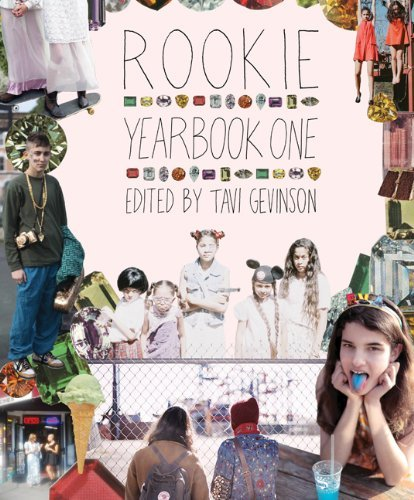 Tavi Gevinson Rookie Yearbook One